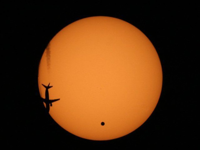 Venus - Transito 8 Jun 2004