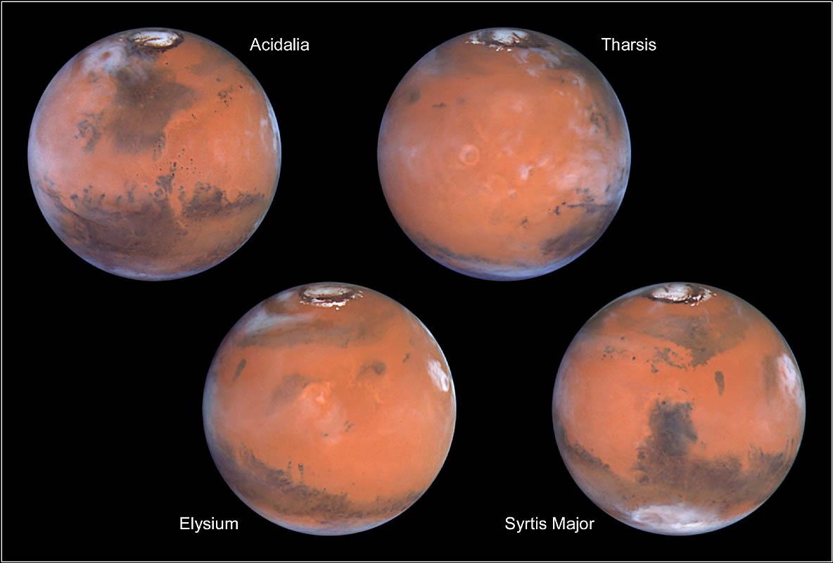 MARS 2003 - HST