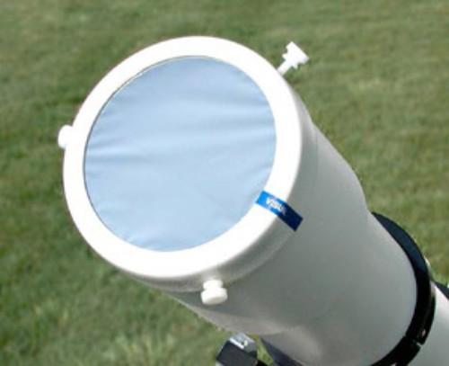 Filtro telescopios eclipses