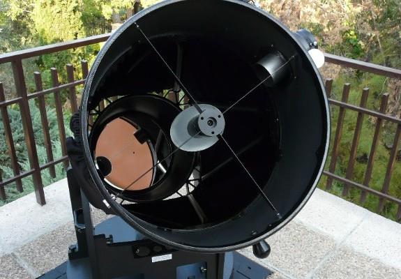 clases prácticas astronomía madrid