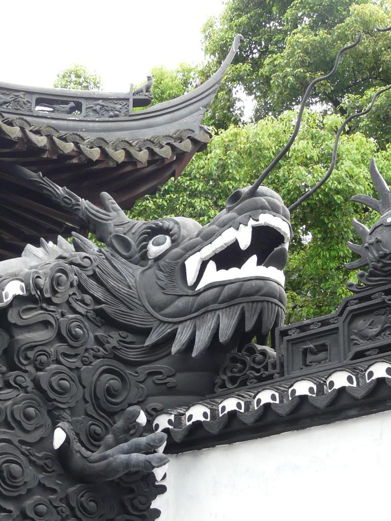 China - 09- 01020208  - Shanghai - Jardin Yu - 11