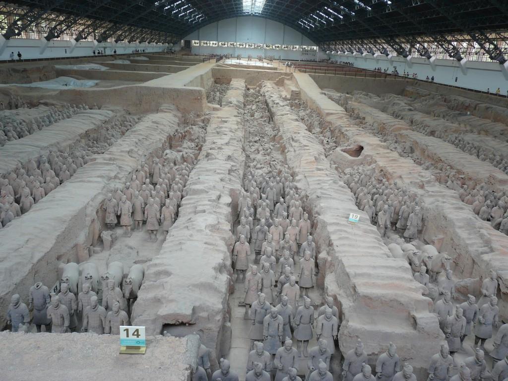 China 09 - P1010771 - Xian - Guerreros - 44