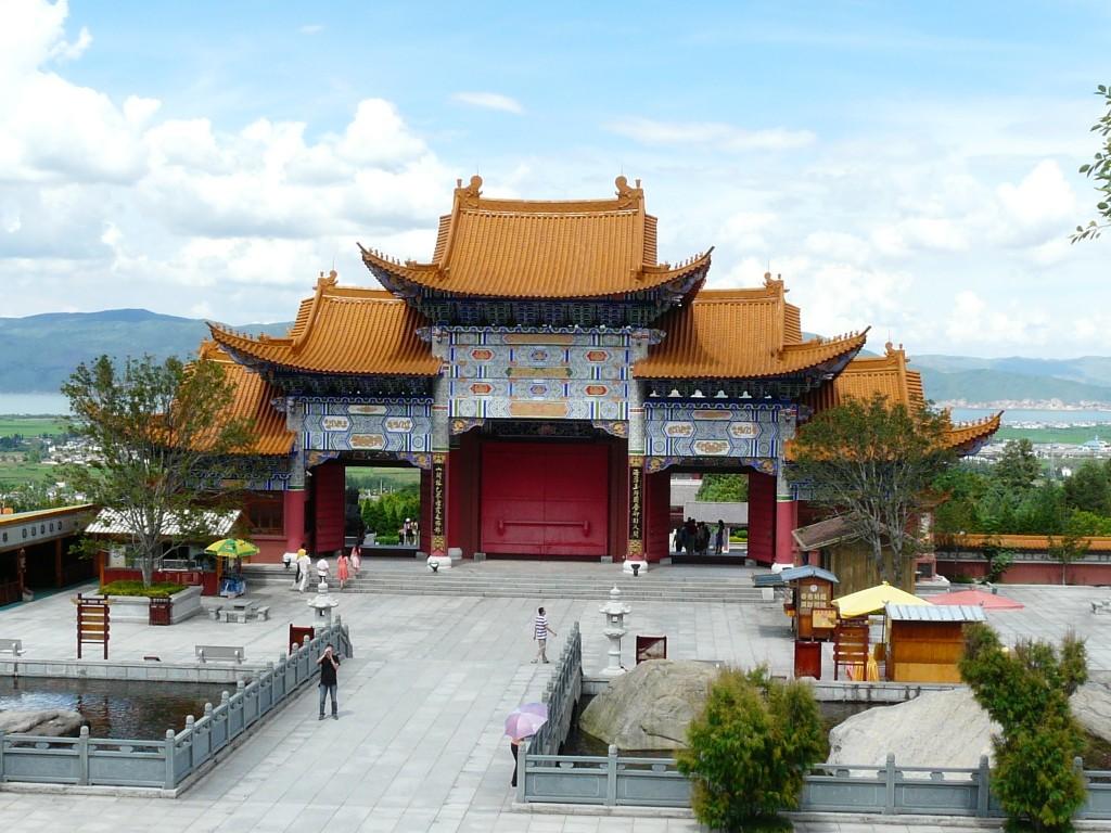 China 09 - P1020051 - Chonghseng - 33
