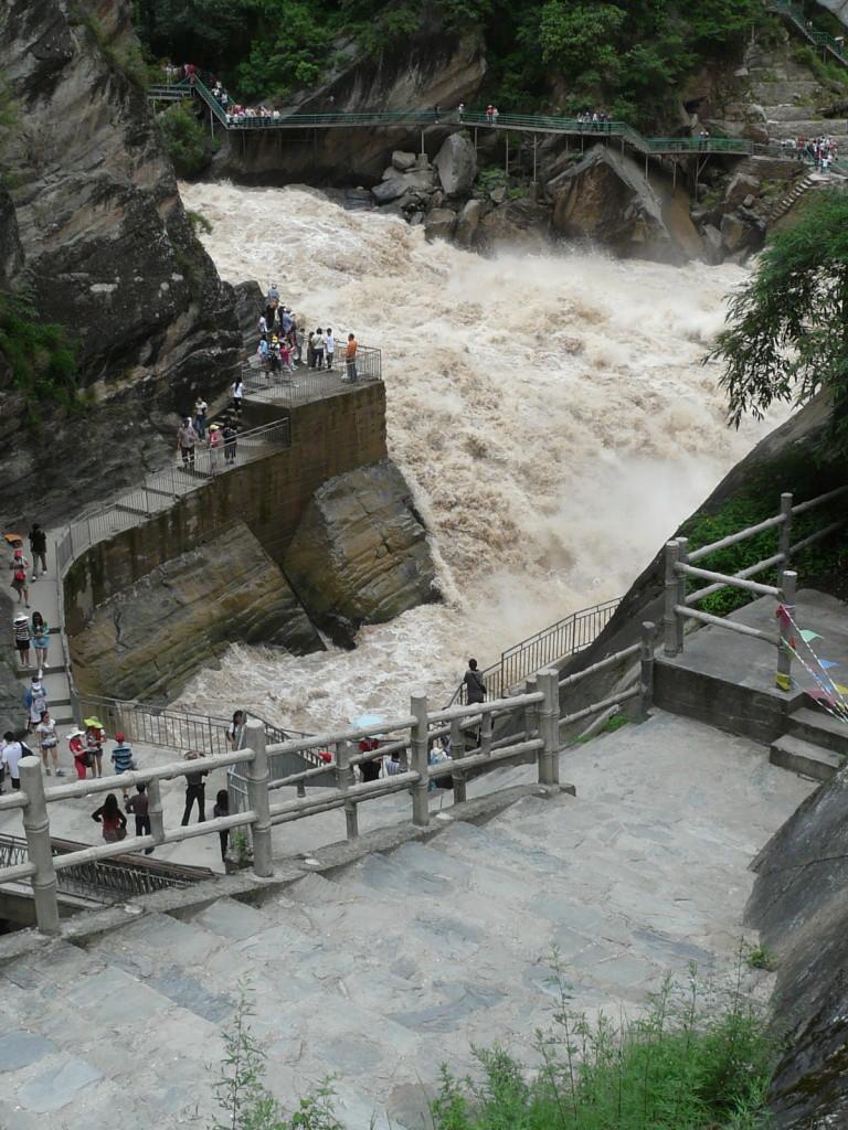 China 09 - P1020124 - Lijiang - Salto del Tigre - 33