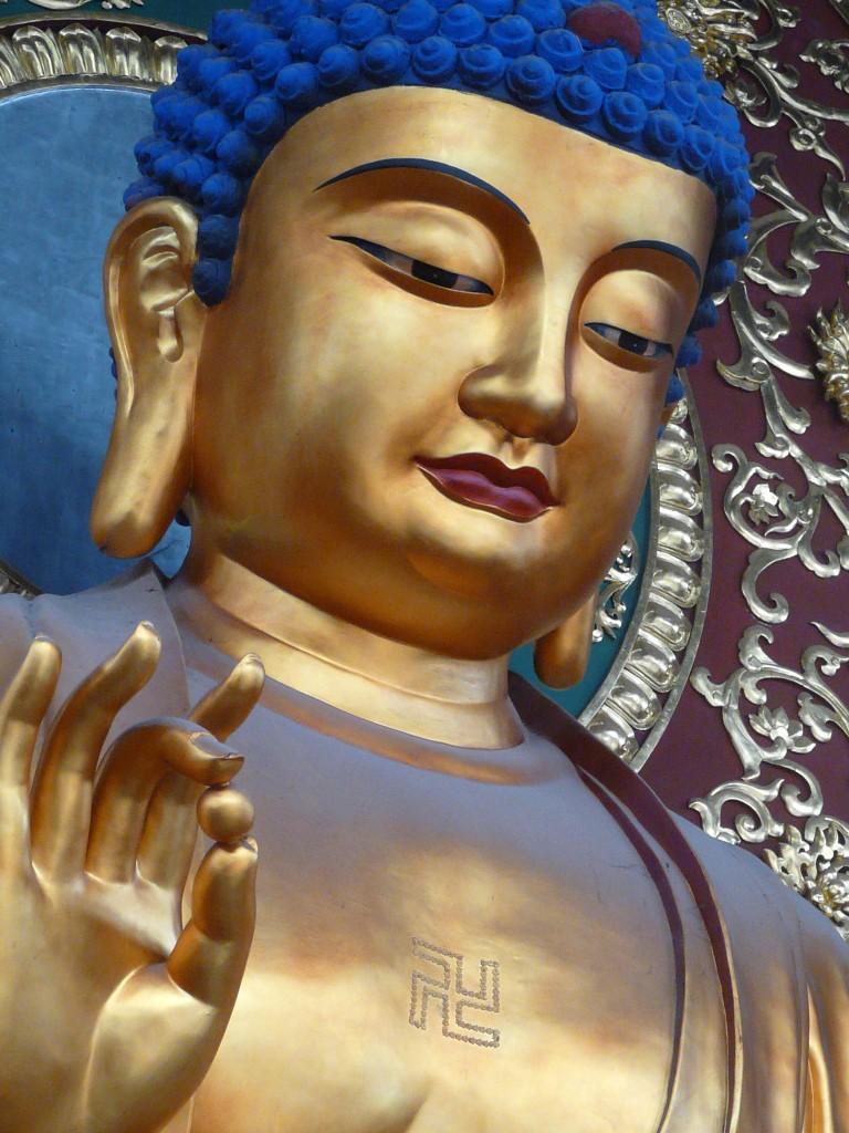 China 09 - P1020360 - Hangszhou - Templo del Alma Escondida - Pagoda -  7