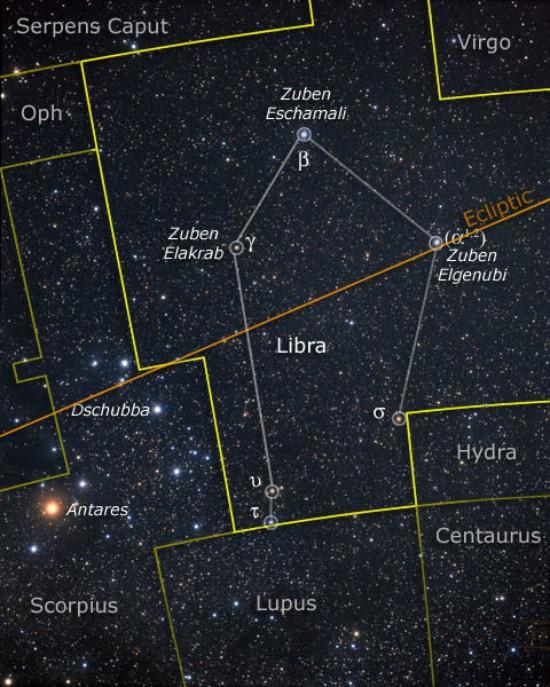 Constelaciones - 8