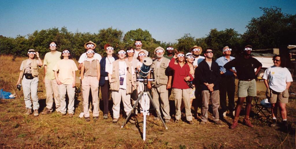 Grupo Eclipse 2001 - Kafue