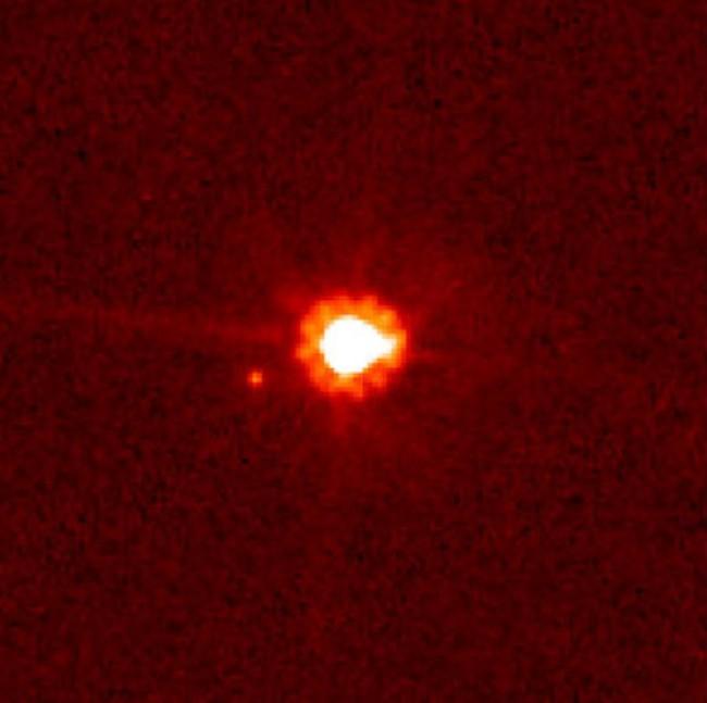 Pluton - 7 - Eris y Dysonimia - HST