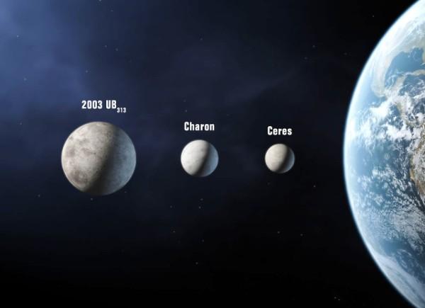 Pluton - 8 - Nuevos candidatos a planetas